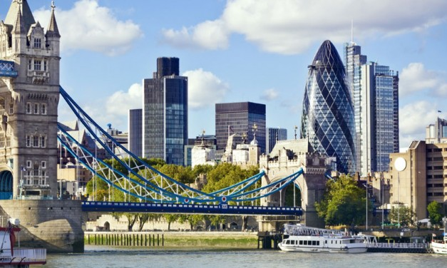 Kras dagdeal: minicruise Londen   3 dagen voor €89,- per persoon