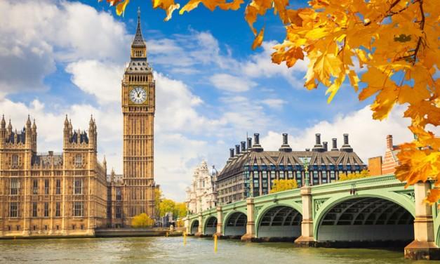 3-daagse stedentrip @ Londen | inclusief ontbijt €135,- p.p.
