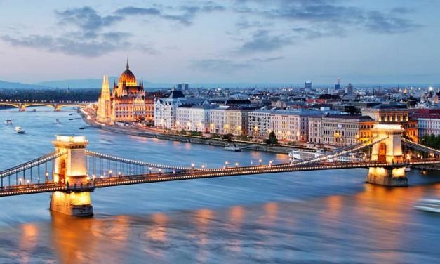 CHEAP! 4 dagen Boedapest | Vluchten & centraal 4* hotel €113,-