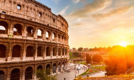 4-daagse stedentrip Rome deal | juli 2017 €192,- per persoon
