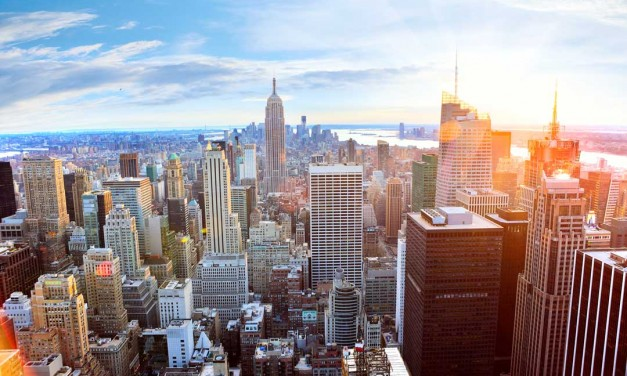 Last minute stedentrip New York | 6 dagen februari 2017 €664,- p.p.