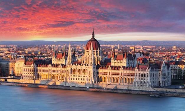 Citytrip Boedapest | 3 dagen december 2017 €85,- per persoon
