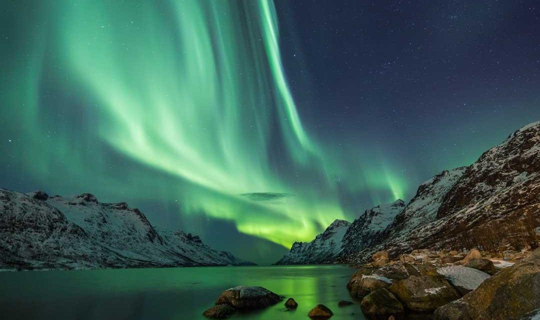 Spot het Noorderlicht in IJsland | 4-daagse stedentrip Reykjavik