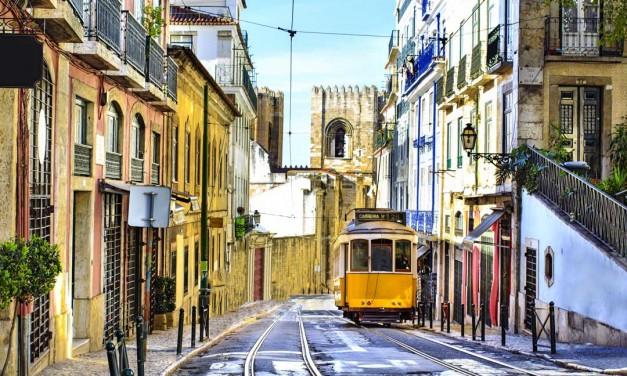 Stedentrip Lissabon nu €188,- | 4 dagen incl. vlucht en 4**** verblijf