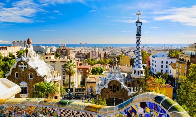 4-daagse stedentrip Barcelona | september 2017 €158,- per persoon
