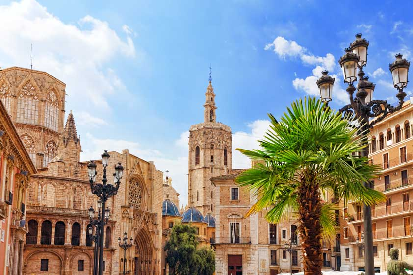 3-daagse citytrip Valencia | september 2018 €163,- per persoon