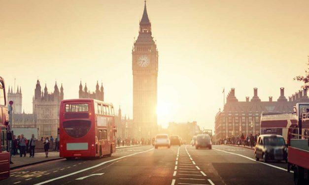 4-daagse stedentrip Londen | Vertrek in zomervakantie €179,- p.p.