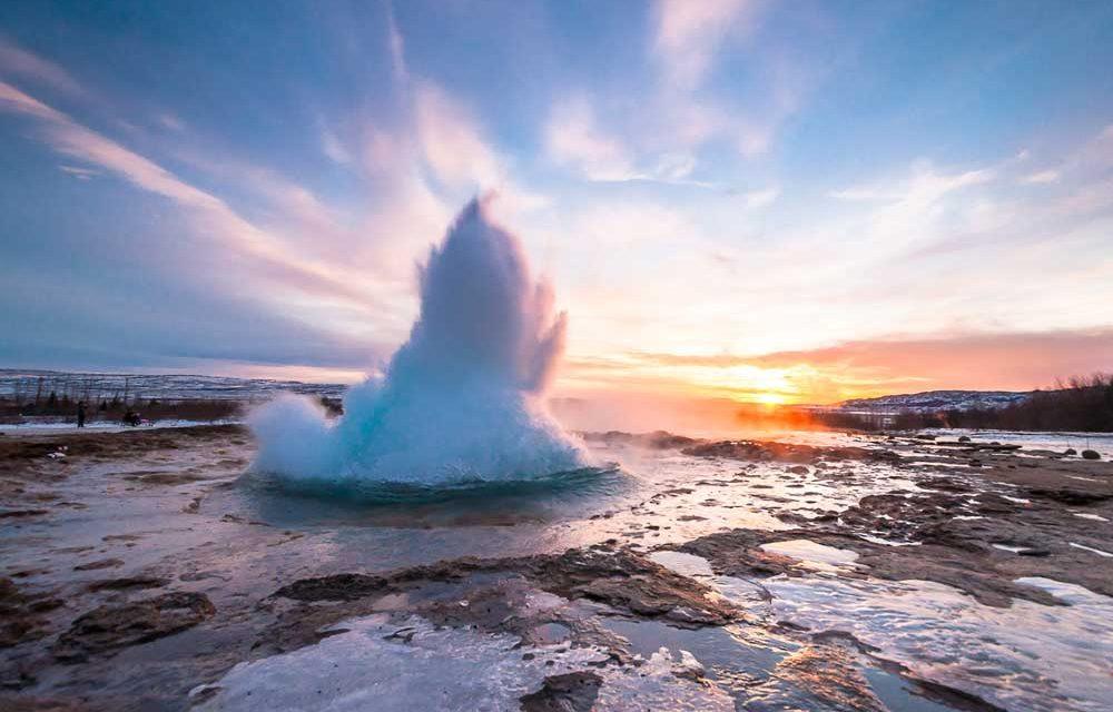 D-reizen IJsland Noorderlicht | 4-daagse trip €156,- p.p.