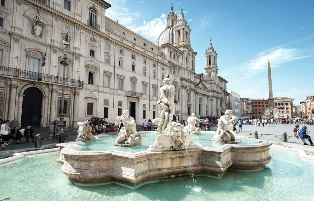Ontdek het authentieke Rome | 4-daagse stedentrip slechts €164,- p.p.