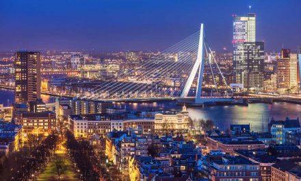 Nachtje weg Rotterdam aanbieding | ss Rotterdam luxe stedentrip