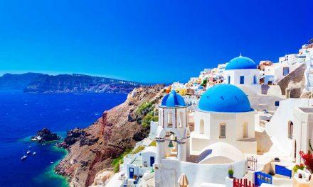 Sunweb Griekenland Santorini aanbieding | augustus 2016
