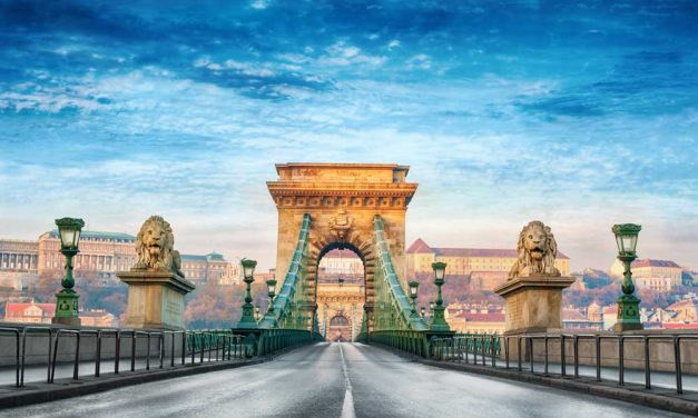 Super goedkope stedentrip Boedapest | 5 dagen €135,- p.p.