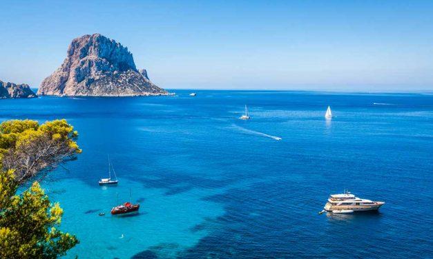 Goedkope zonvakantie Ibiza   8 dagen incl. vlucht €354,- p.p.