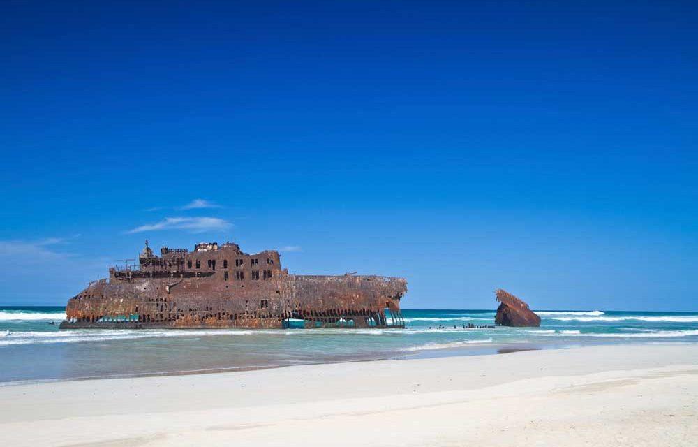 WOW! Retour Kaapverdie €249,- p.p. | ontdek 't mooie Boa Vista!