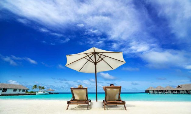 9 dagen Malediven €639,-   Vluchten + hotel met privéstrand (8/10)