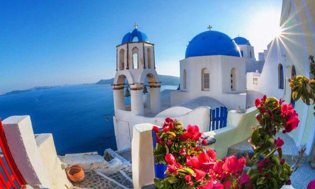 Voordelige Santorini deal incl. ontbijt | september 2017 €480,- p.p.