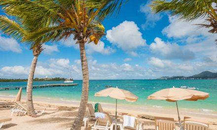 Sint Maarten vakantie aanbieding   april 2017 €599,- per persoon