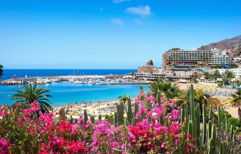 Gran Canaria incl. ontbijt en diner   8 dagen voor €333,- p.p.