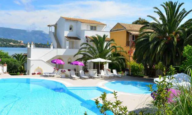 Corfu vakantie zonaanbieding | oktober 2016 €279,- per persoon