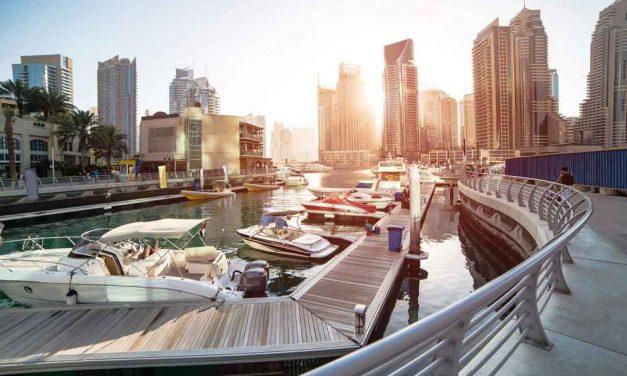4* getaway Dubai deal | mei / juni 2018 incl. ontbijt €475,- per persoon