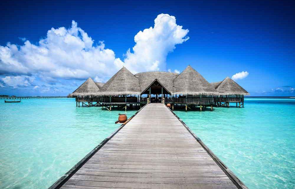 4* luxe op de Malediven   incl. Emirates vluchten + ontbijt + diner