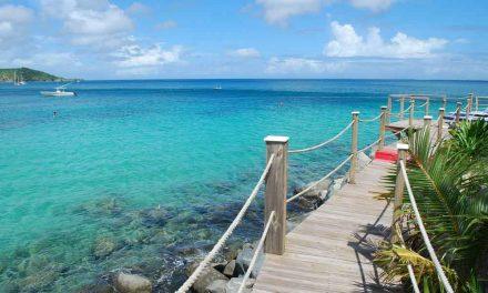 Sint Maarten winterzon aanbieding   december 2016 €599,- p.p.