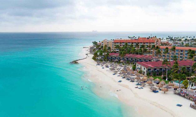 Zonvakantie Aruba deal   9 dagen september 2017 €599,- p.p.