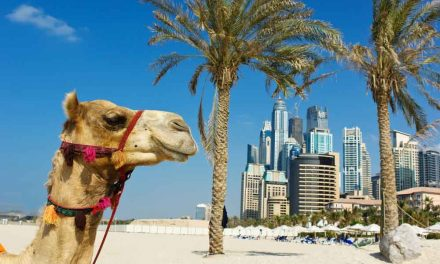 Wow! Getaway vakantie Dubai deal | november 2017 €444,- per persoon
