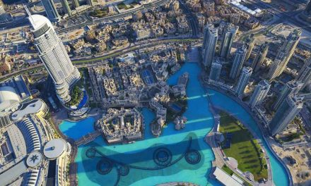 Wervelende Dubai deal | 5 dagen november 2017 €449,- per persoon