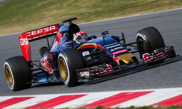 Citytrip Barcelona + Formule 1 Grand Prix | halfpension€229,-