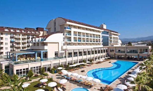 Turkije Alanya 5-sterren resort aanbieding | halfpension €255,- p.p.