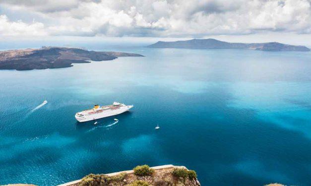 Kras dagdeal: Griekse eilanden cruise | incl. volpension €695,- p.p.