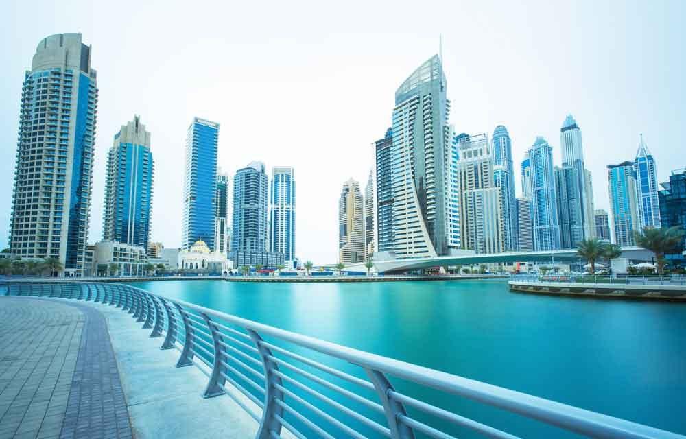 Cómplete 10-daagse vakantie Dubai slechts €505,-   Februari 2020