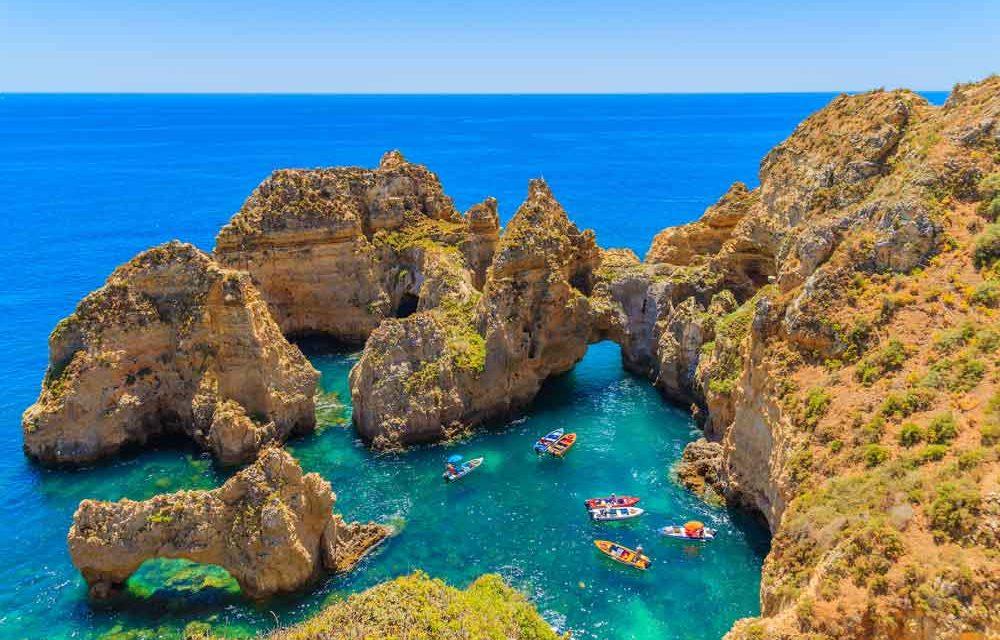 Vier de zomervakantie in de Algarve | 8 dagen juli 2019 voor €419,-