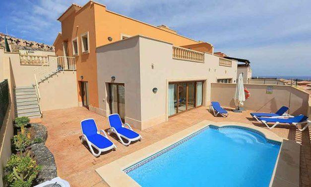 Fuerteventura aanbieding | €189,- p.p. incl. huurauto & privé zwembad