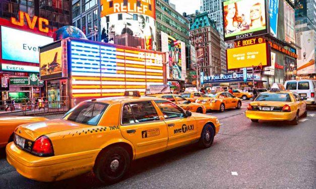 5-daagse stedentrip New York aanbieding | mei 2017 €524,- p.p.