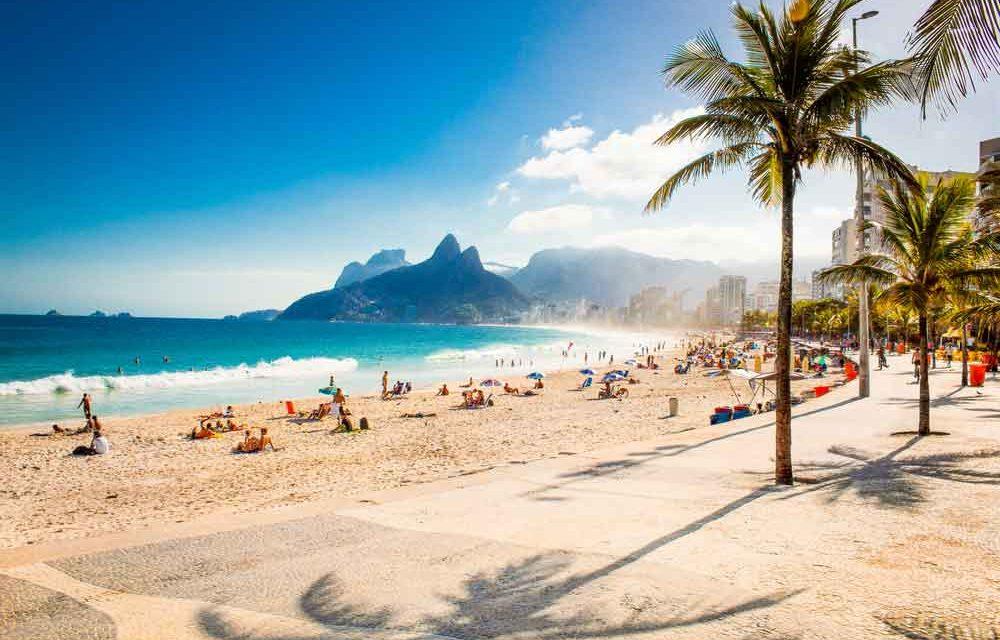 Natuurrijk Brazilië | vluchten, transfers & verblijf + ontbijt €619,-