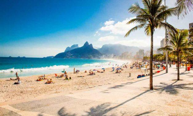 Viva Brasil! 9 dagen genieten   incl. ontbijt & KLM vluchten = €599,-