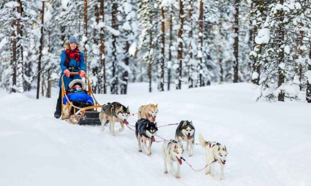 TUI dagaanbieding unieke reis Lapland | 8 dagen €579,- p.p.
