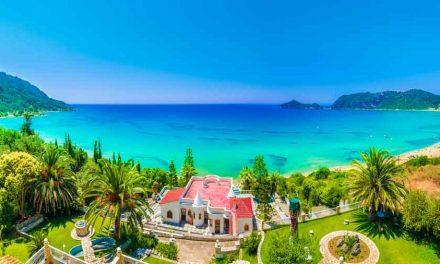 Zonvakantie Corfu aanbieding   juni 2017 €324,- per persoon