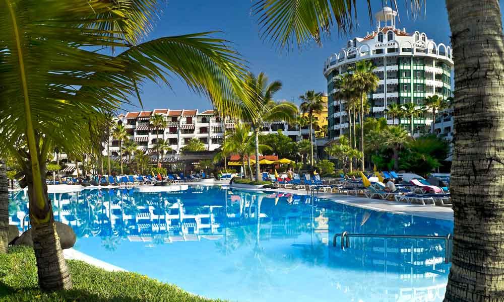 Vroegboek tenerife zon aanbieding augustus 2017 461 p p - Apartamentos parque santiago ...