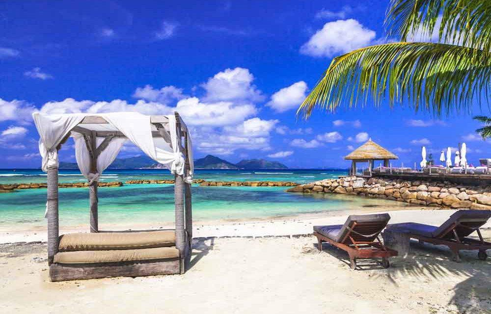Droomdeal: Seychellen   10 dagen incl. ontbijt €979,- per persoon