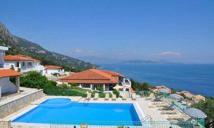 8-daagse budget vakantie Corfu | zonvakantie juni €274,- p.p.