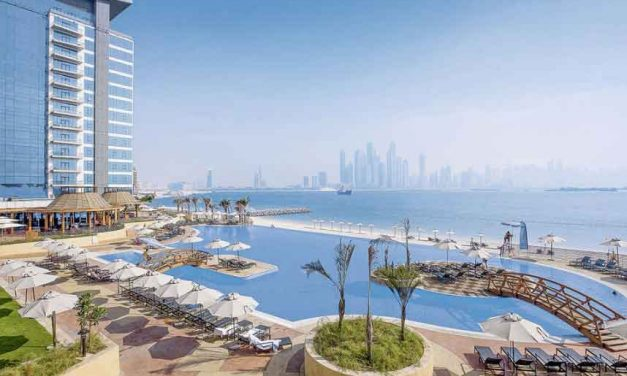 Goedkope luxe 5* Dubai aanbieding | maart 2017 €673,- per persoon