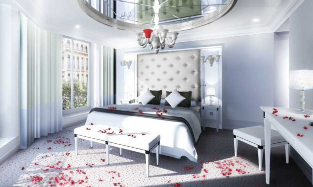Stedentrip Parijs 5* hotel deal | 3-daagse trip €167,- per persoon