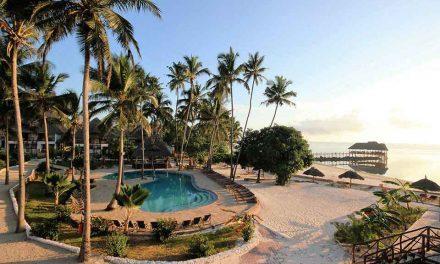 4* Last Minute Zanzibar   9 dagen januari 2018 €589,- per persoon