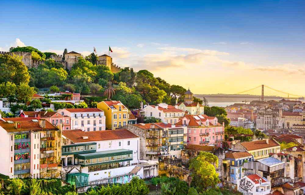 Weekendje Lissabon aanbieding | juni 2017 €280,- per persoon deal