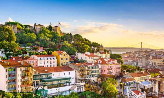 4-daagse citytrip naar magisch Lissabon | Incl. ontbijt voor €130,-