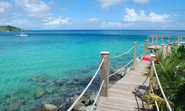 Paradijselijke Sint Maarten aanbieding   mei 2017 €699,- p.p.