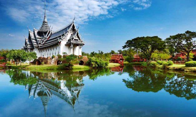 Goedkope vliegtickets Thailand Bangkok | retour €354,- p.p.